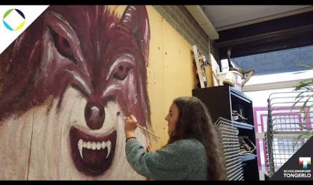 KUNST & CULTUUR Bij ons op school is er veel ruimte op verschillende creatieve vlakken, zoals: muziek, podium, dans, drama, CKV, sign, maar natuurlijk ook tekenen en schilderen.