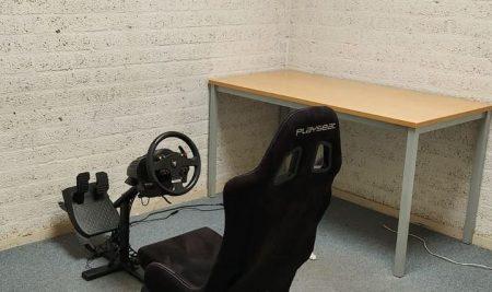 RACE COMPETITIE Leerlingen van klas 3 (profiel DIENSTEN&PRODUCTEN) gaan beginnen met het maken van een Formule 1 racesimulator.